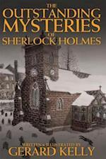 Outstanding Mysteries of Sherlock Holmes af Gerard Kelly