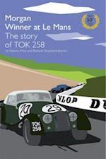TOK258 Morgan Winner at Le Mans 50th Anniversary Edition