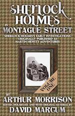 Sherlock Holmes in Montague Street af Arthur Morrison