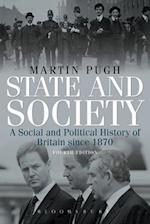 State and Society Fourth Edition (Arnold History of Britain)