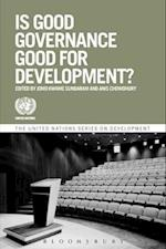 Is Good Governance Good for Development? af Jomo Kwame Sundaram