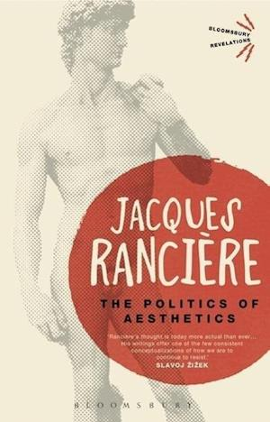 Bog paperback The Politics of Aesthetics af Jacques Rancière