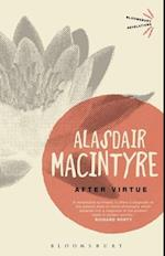 After Virtue af Alasdair MacIntyre