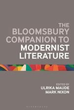 The Bloomsbury Companion to Modernist Literature (Bloomsbury Companions)