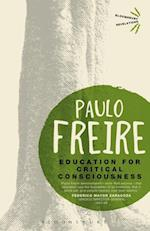 Education for Critical Consciousness af Paulo Freire