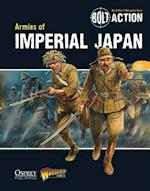 Bolt Action: Armies of Imperial Japan af Warlord Games