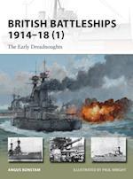 British Battleships 1914 18 (1) af Angus Konstam