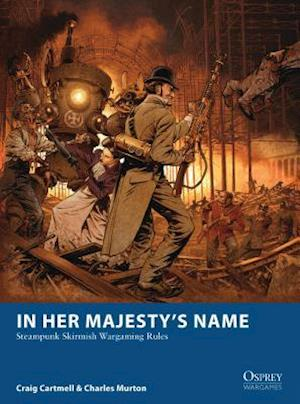 Bog, paperback In Her Majesty's Name af Craig Cartmell
