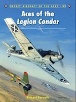 Aces of the Legion Condor af Robert Forsyth