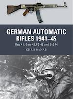 German Automatic Rifles 1941 45 (Weapon)