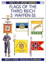 Flags of the Third Reich (2) (Men-At-Arms)