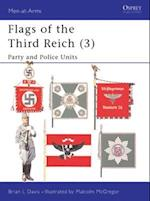 Flags of the Third Reich (3) (Men-At-Arms)