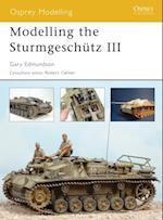 Modelling the Sturmgesch tz III (Osprey Modelling)