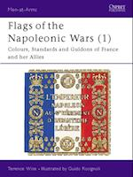 Flags of the Napoleonic Wars (1) (Men-At-Arms)