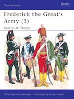Frederick the Great's Army (3) (Men-At-Arms)