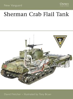 Sherman Crab Flail Tank af David Fletcher