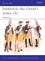Frederick the Great's Army (2) (Men-At-Arms)