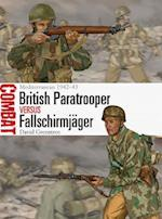 British Paratrooper vs Fallschirmjager af David Greentree