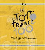 The Official Treasures of the Tour De France af Serge Laget