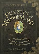 Lewis Carroll's Puzzles in Wonderland af Richard Wolfrik Galland