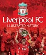 Liverpool FC Official Illustrated History