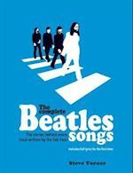 The Complete Beatles Songs af Steve Turner