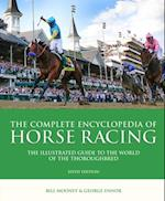 The Complete Encyclopedia of Horse Racing af Bill Mooney