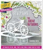 Make it by Hand Papercraft: One Sheet Sculpture