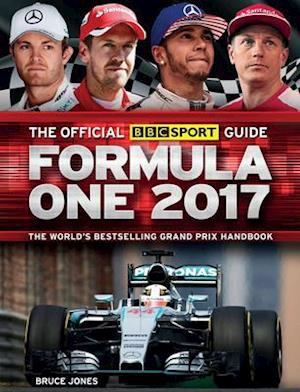 Bog, paperback The Carlton Sport Guide Formula One 2017 af Bruce Jones