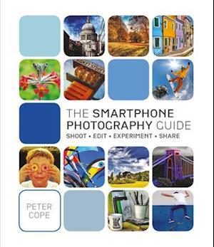 Bog, paperback The Smart Phone Photography Guide af Peter Cope