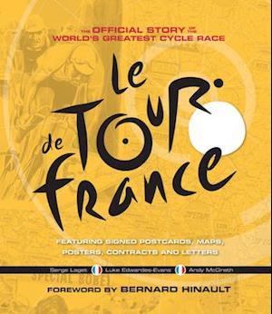 Bog, hardback Le Tour de France af Serge Laget