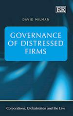 Governance of Distressed Firms (Corporations, Globalisation And the Law Series)