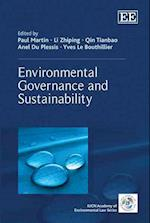 Environmental Governance and Sustainability af Paul Martin