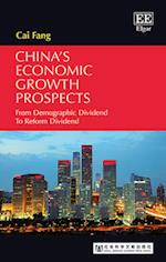 China'S Economic Growth Prospects