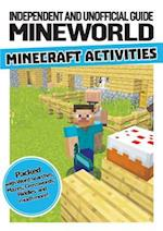 Mineworld Ultimate Activity Book (Unofficial Minecraft)