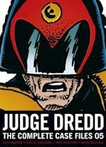 Judge Dredd: The Complete Case Files 5 af Alan Grant, John Wagner, Brian Bolland