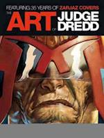 The Art of Judge Dredd: Featuring 35 Years of Zarjaz Covers