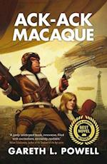 Ack-Ack Macaque af Gareth L Powell