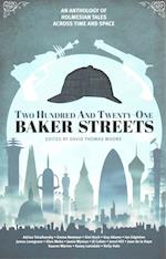 Two Hundred and Twenty-One Baker Streets af David Thomas Moore