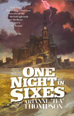 Bog, paperback One Night in Sixes af Arianne 'Tex' Thompson