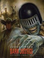 Judge Dredd: Dark Justice af John Wagner