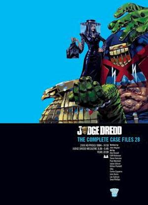 Bog, paperback Judge Dredd: The Complete Case Files 28