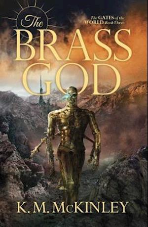 Bog, paperback The Brass God af K. M. Mcinley
