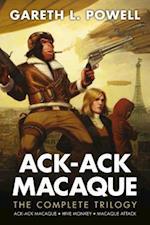 The Complete Ack-ack Macaque Trilogy af Gareth L. Powell