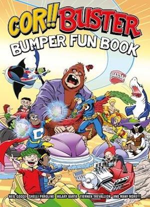 Cor Buster Bumper Fun Book