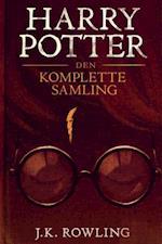 Harry Potter: Den Komplette Samling af J.K. Rowling