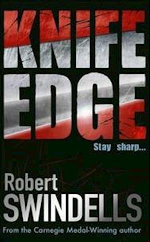 Bog, paperback Knife Edge af Robert Swindells