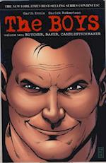 The Boys af Darick Robertson, Garth Ennis