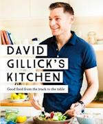 David Gillick's Kitchen