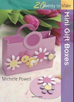 20 to Make: Mini Gift Boxes (Twenty to Make)